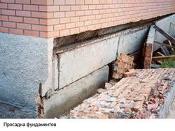 Восстановление фундамента г.Казань